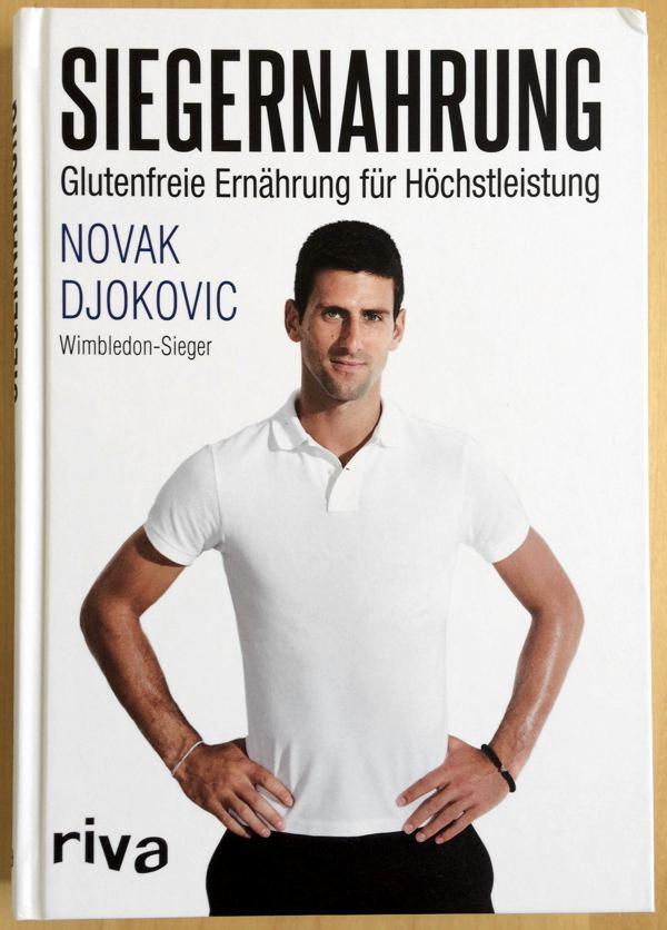 Novak Djokovic, Siegernahrung