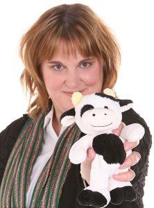 Julia Stüber, Ernährungsberaterin
