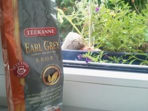Wir haben diesen losen Earl-Grey-Tee verwendet