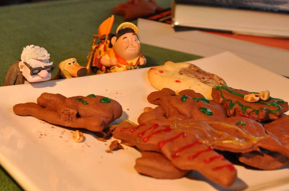 Laktosefreie Ausstecher-Kekse
