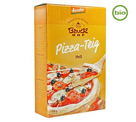 Bauckhof Teigmischung Pizzateig hell
