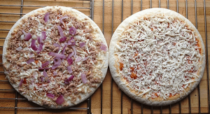 Bofrost: glutenfreie und laktosefreie Pizza