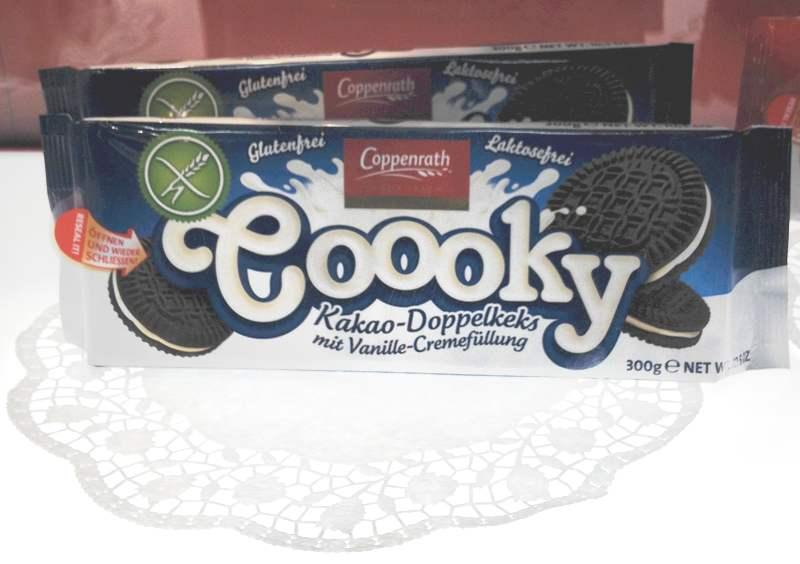 Dunkle Cooky von Coppenrath