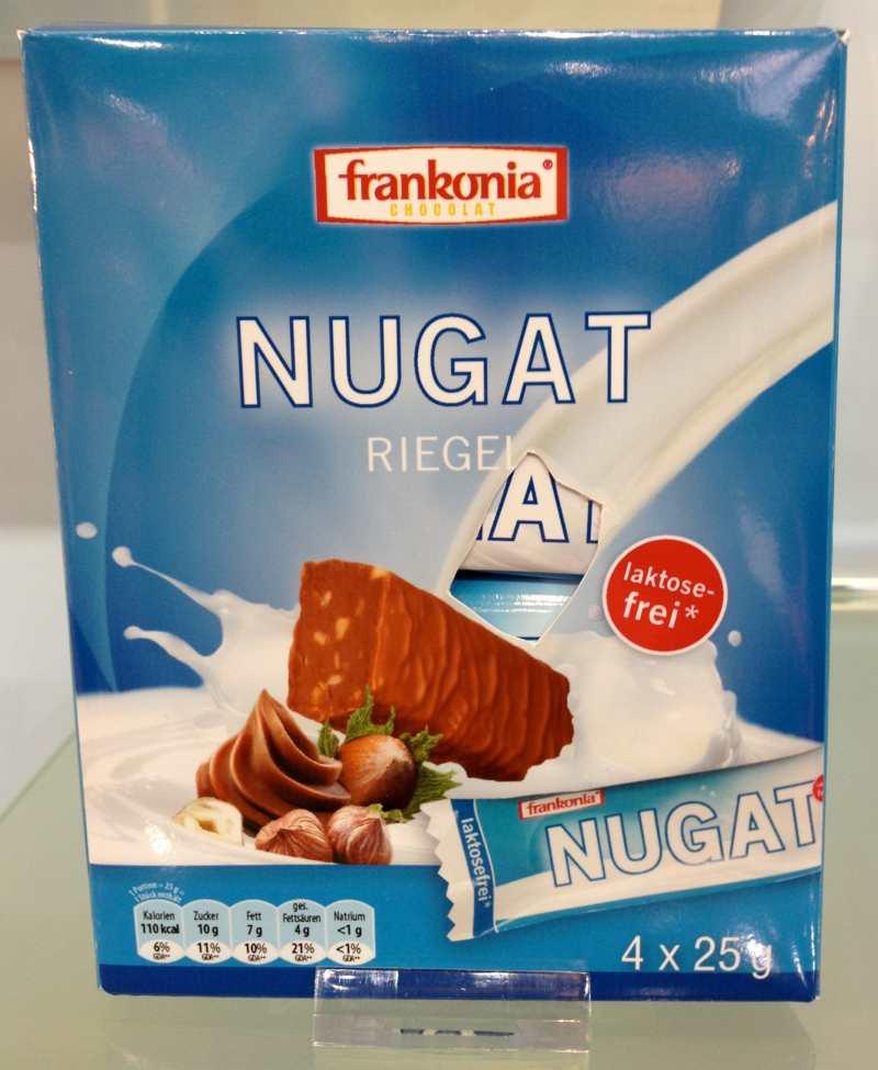 Nugat Riegel von Frankonia