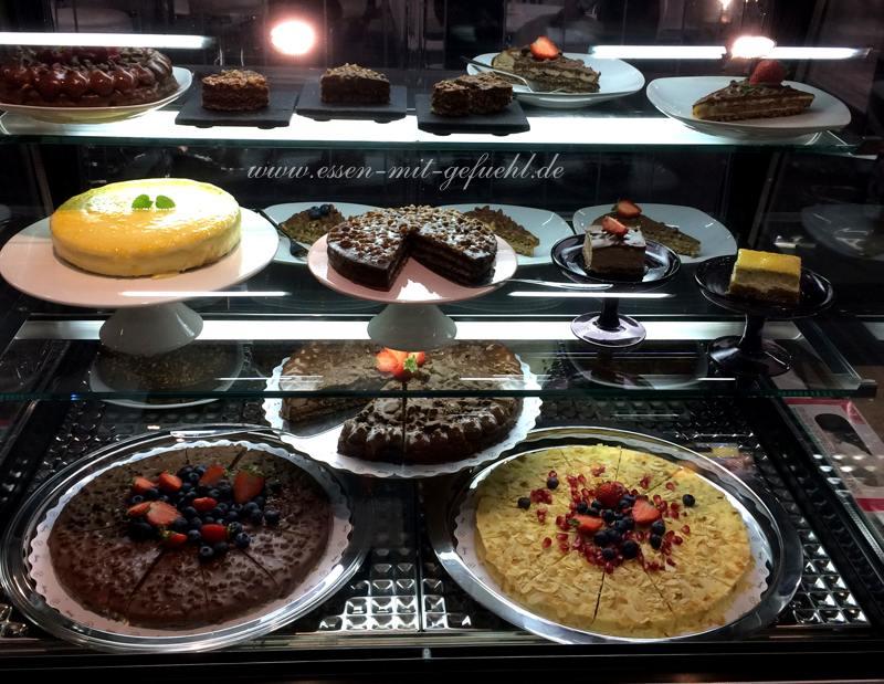 Der appetitanregende Stand von Almondy