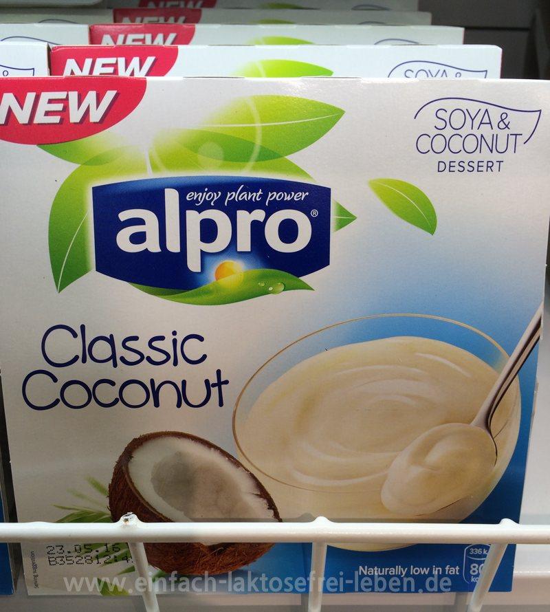 Kokosnuss-Joghurt von Alpro