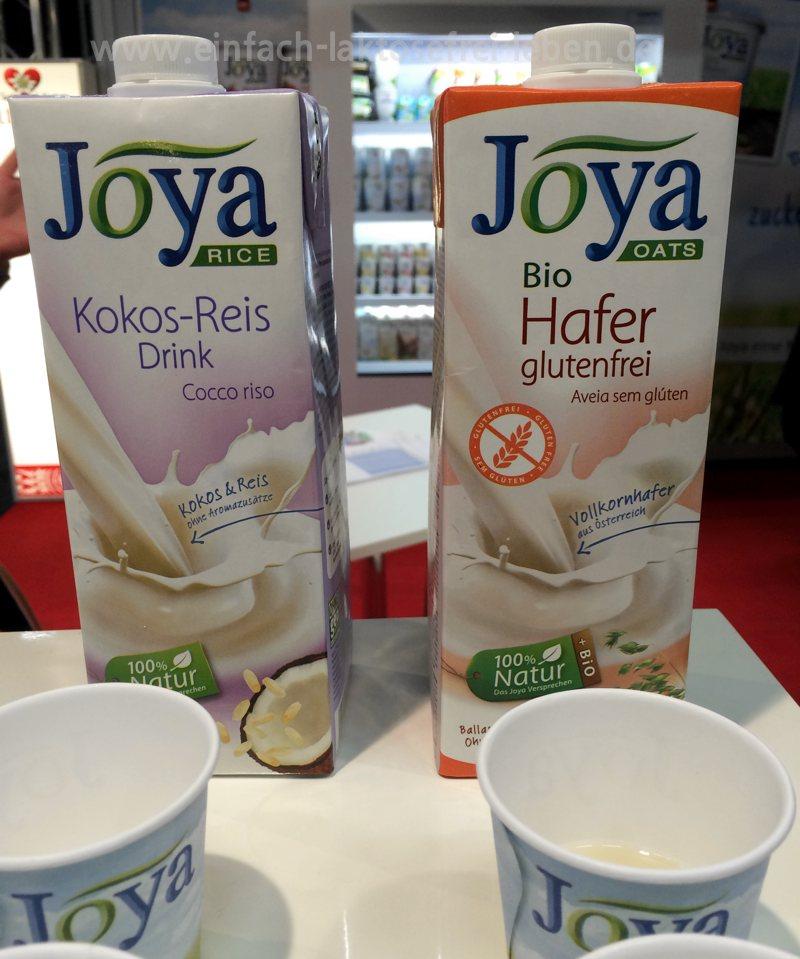 Laktosefreie Produkte von Joya