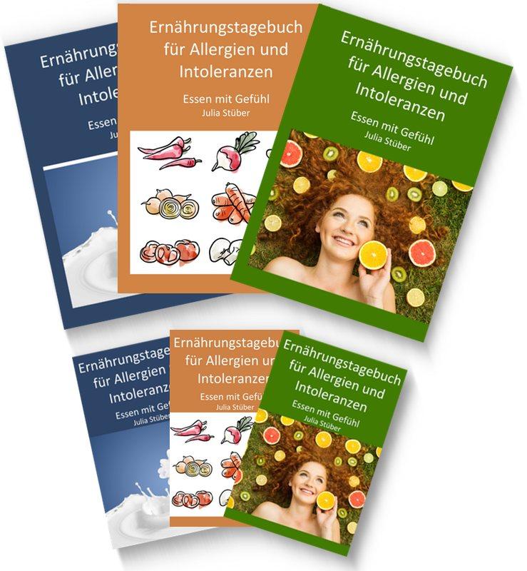 Ernährungstagebücher, Intoleranzen, Allergien
