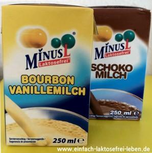 laktosefreie vanillemilch, minusl